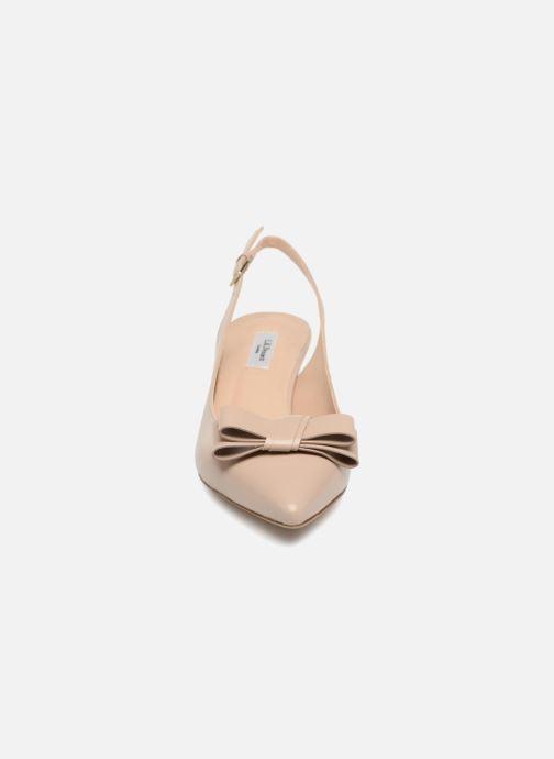 Escarpins L.K. Bennett Pippa Beige vue portées chaussures