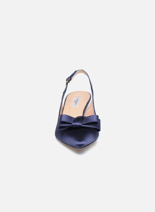 Escarpins L.K. Bennett Pippa Bleu vue portées chaussures