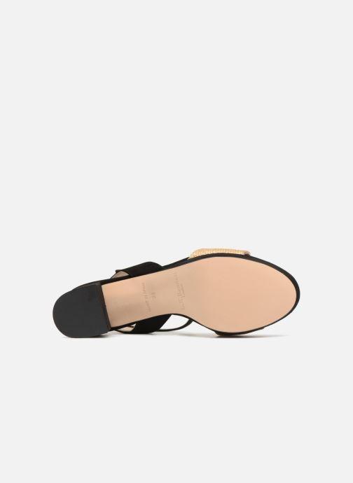 Sandales et nu-pieds L.K. Bennett Alie Beige vue haut