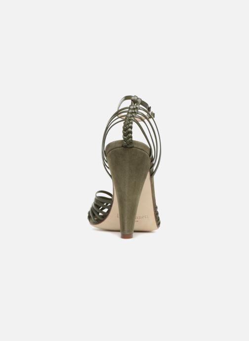Sandales et nu-pieds L.K. Bennett Lilybelle Vert vue droite