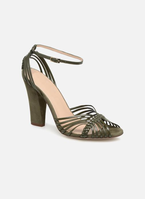 Sandales et nu-pieds L.K. Bennett Lilybelle Vert vue détail/paire