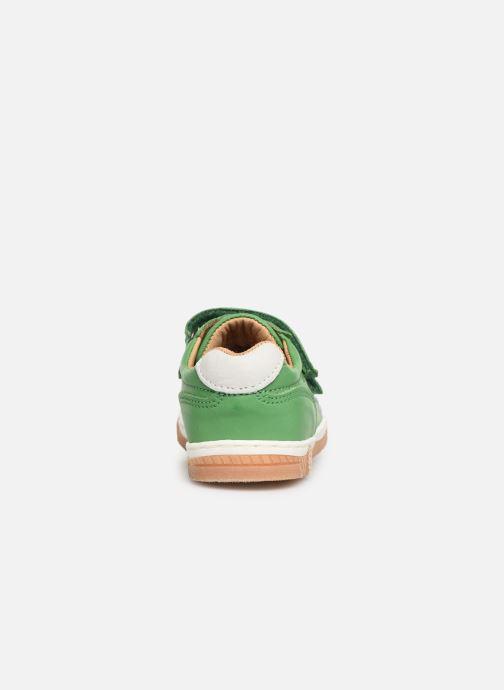 Sneaker Bisgaard Ebbe grün ansicht von rechts