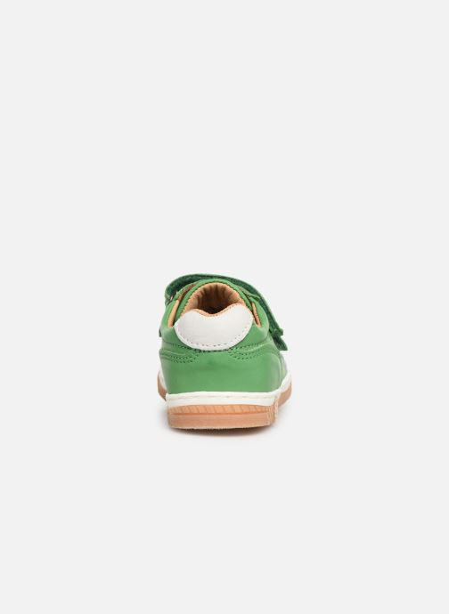 Baskets Bisgaard Ebbe Vert vue droite