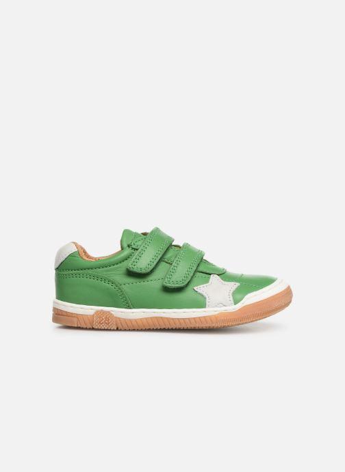 Sneaker Bisgaard Ebbe grün ansicht von hinten