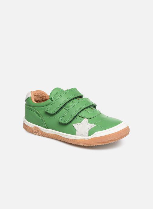 Sneaker Bisgaard Ebbe grün detaillierte ansicht/modell