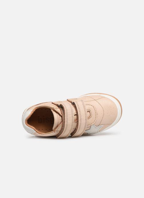 Sneaker Bisgaard Ebbe gold/bronze ansicht von links