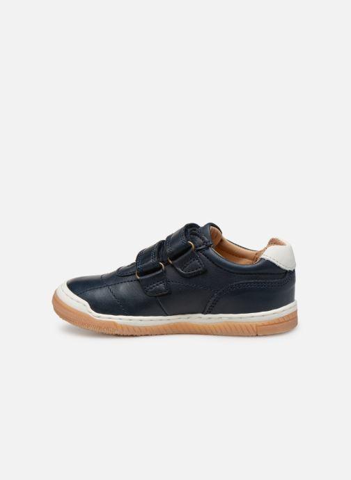 Sneakers Bisgaard Ebbe Azzurro immagine frontale