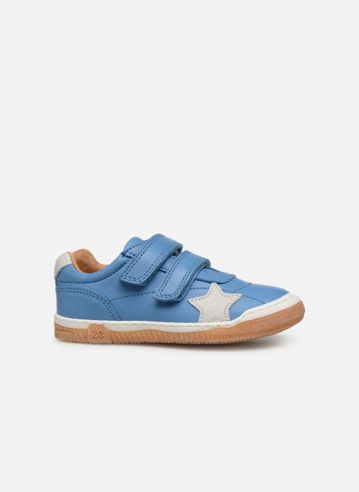 Sneaker Bisgaard Ebbe blau ansicht von hinten
