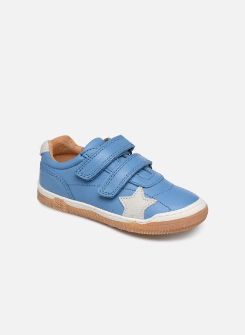 Sneaker Bisgaard Ebbe blau detaillierte ansicht/modell