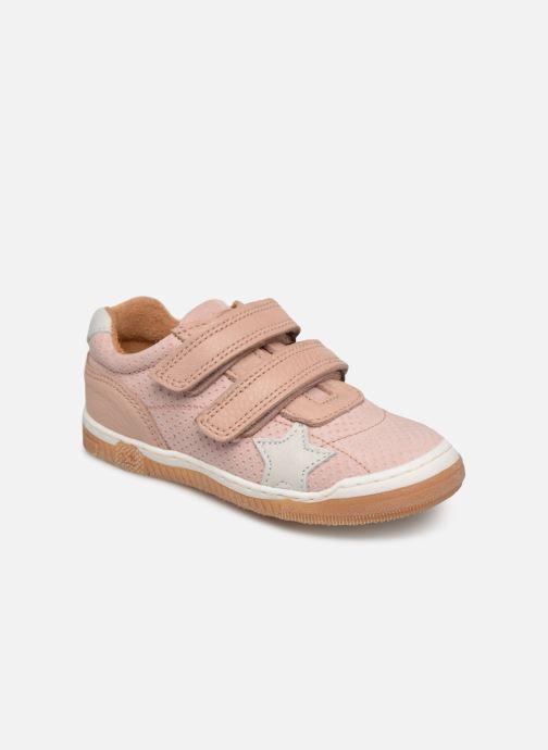 Sneaker Bisgaard Ebbe rosa detaillierte ansicht/modell