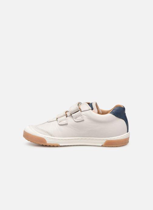 Sneaker Bisgaard Buster weiß ansicht von vorne