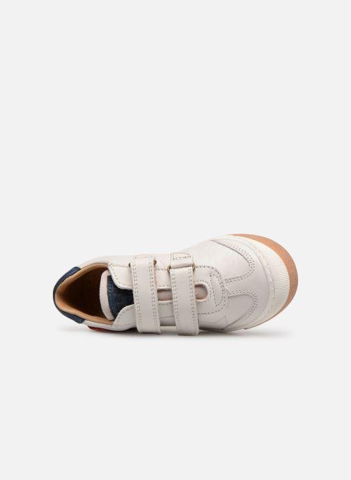 Sneaker Bisgaard Buster weiß ansicht von links
