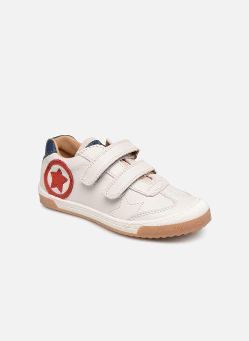 Sneaker Bisgaard Buster weiß detaillierte ansicht/modell