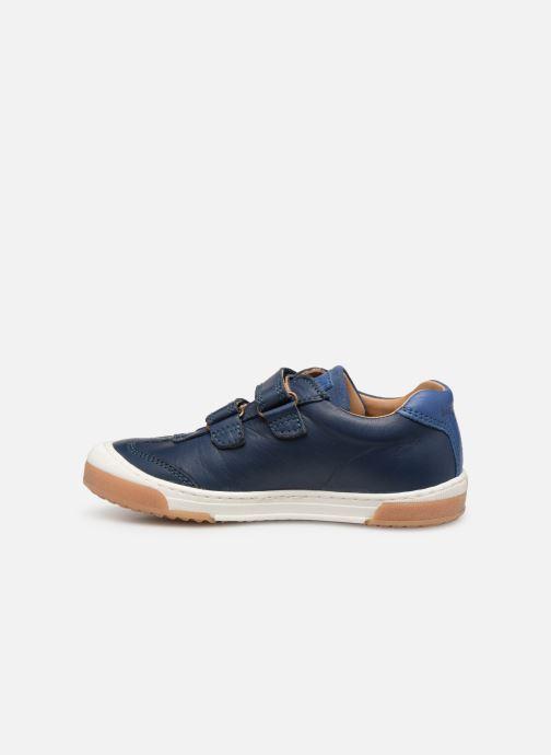 Sneaker Bisgaard Konrad blau ansicht von vorne