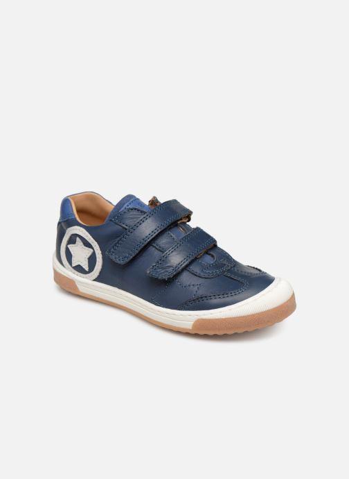 Sneaker Bisgaard Buster blau detaillierte ansicht/modell