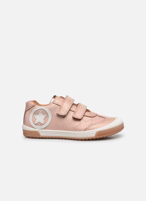 Sneakers Bisgaard Konrad Rosa immagine posteriore