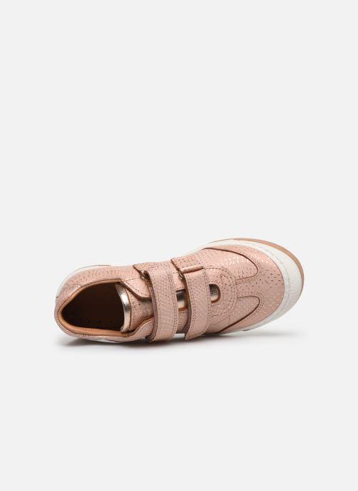 Sneakers Bisgaard Konrad Rosa immagine sinistra