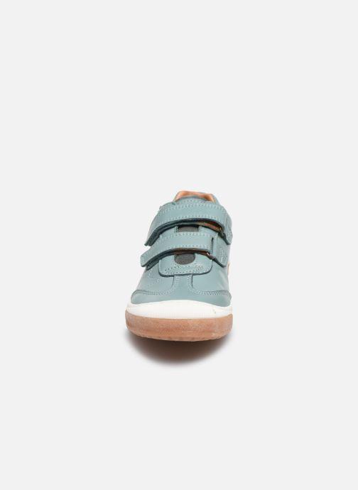 Sneaker Bisgaard Konrad blau schuhe getragen