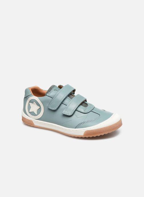 Sneaker Bisgaard Konrad blau detaillierte ansicht/modell