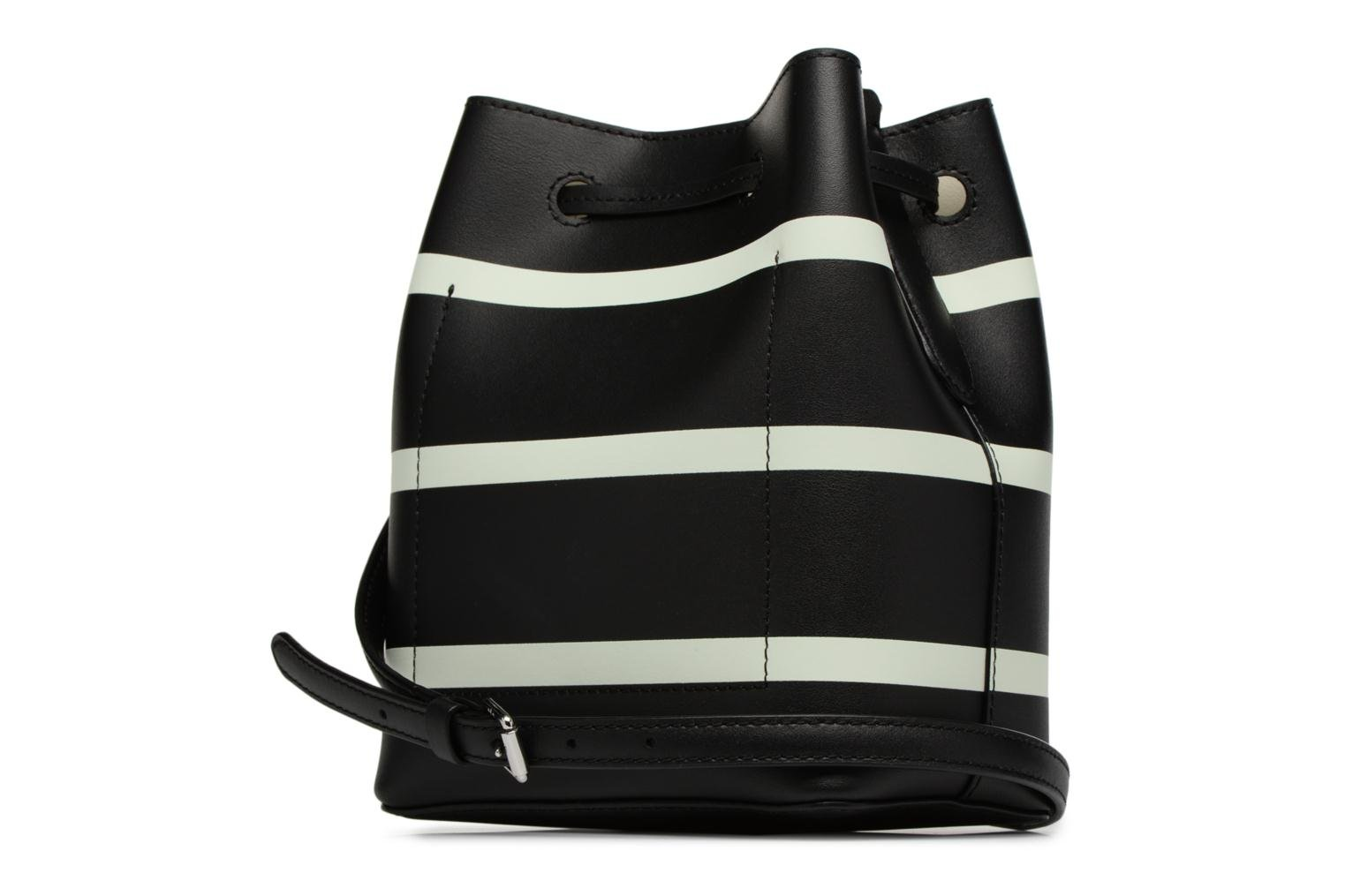 Debby II by Lauren Ralph Lauren Black Drawstring Mini 4qxHR7w