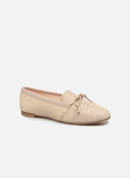 Zapatos con cordones Opéra national de Paris Elika 1438 Beige vista de detalle / par
