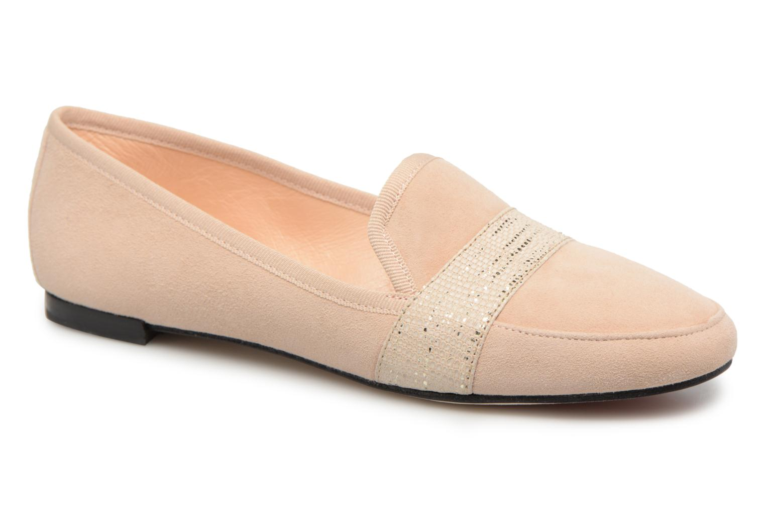 Loafers Opéra national de Paris Otty 1404 Beige detailed view/ Pair view