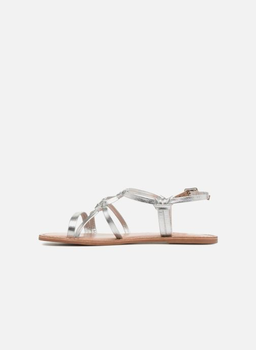 pieds Silver Nu I Shoes Et Leather Sandales Kenania Love Nn8vmOy0w