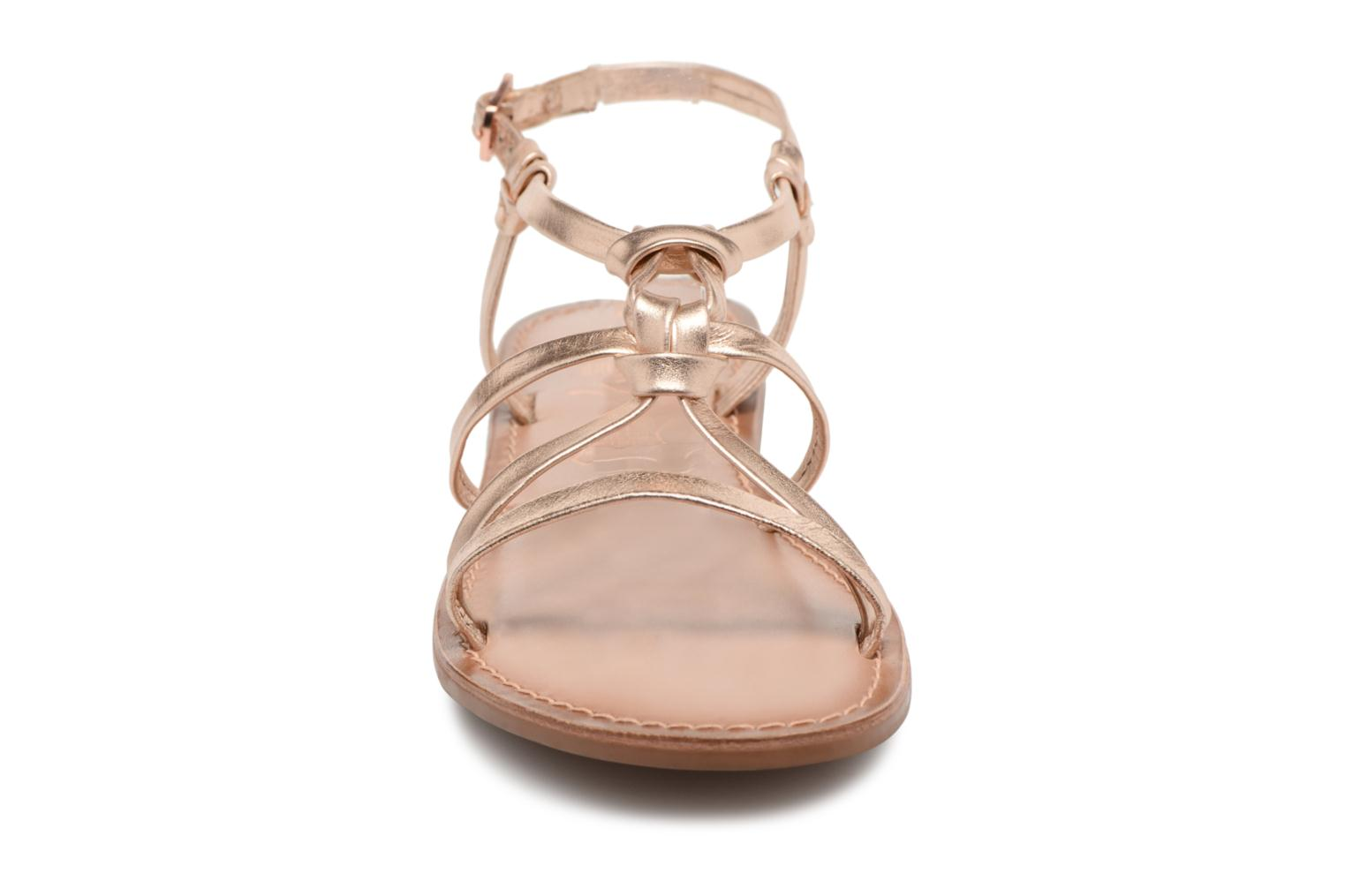 Sandalen I Love Shoes Kenania Leather Goud en brons model