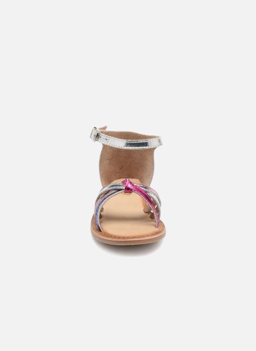 Sandalen I Love Shoes Kechipy Leather rosa schuhe getragen