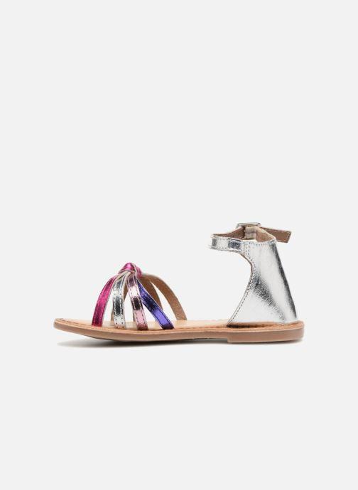 Sandalias I Love Shoes Kechipy Leather Rosa vista de frente