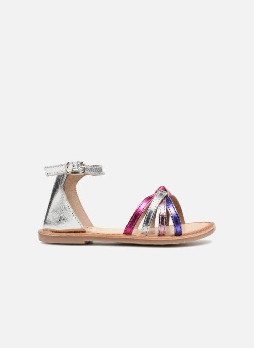 Sandales et nu-pieds I Love Shoes Kechipy Leather Rose vue derrière