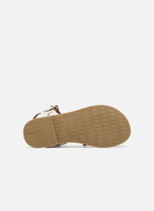 Sandalen I Love Shoes Keliana Leather Wit boven