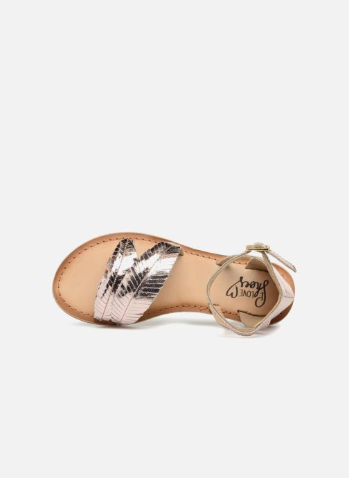 Sandalen I Love Shoes Kefeuille Leather gold/bronze ansicht von links