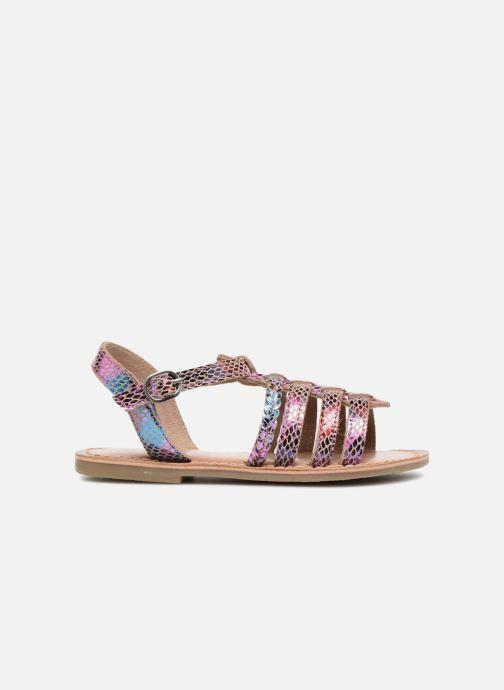 Sandales et nu-pieds I Love Shoes KEMALT LEATHER Multicolore vue derrière