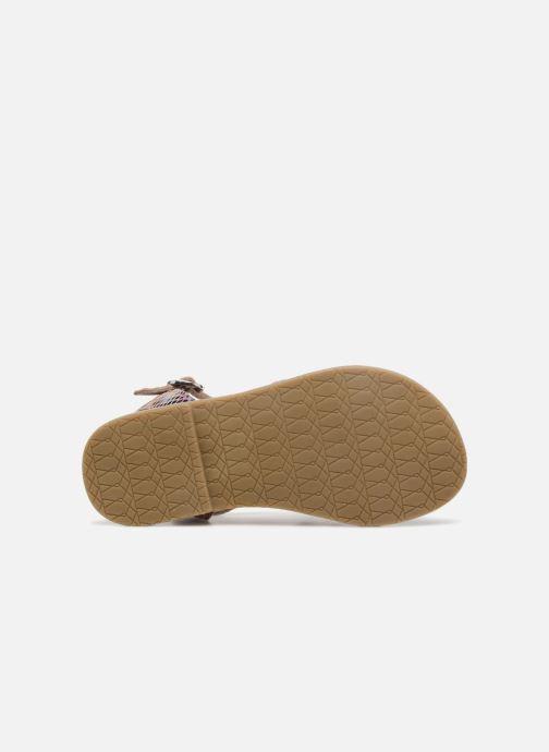 Sandales et nu-pieds I Love Shoes KEMALT LEATHER Multicolore vue haut