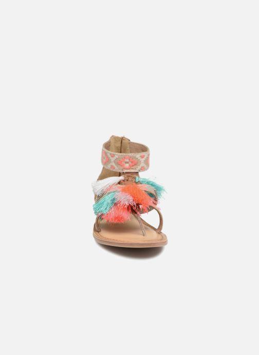 Sandals I Love Shoes Kebam Leather Kids Multicolor model view