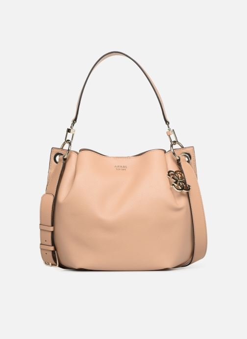 Handbags Guess Digital Hobo Beige detailed view/ Pair view