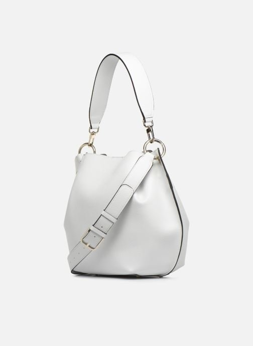 Handbags Guess Digital Hobo White view from the right