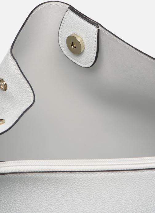 Handtassen Guess Digital Hobo Wit achterkant