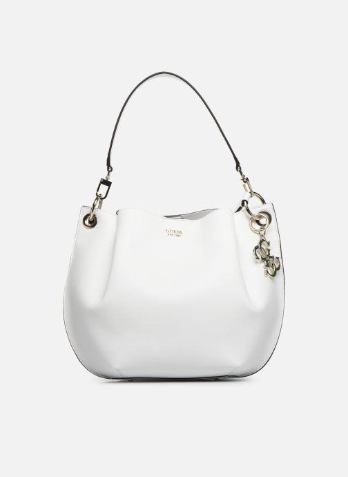Handbags Guess Digital Hobo White detailed view/ Pair view