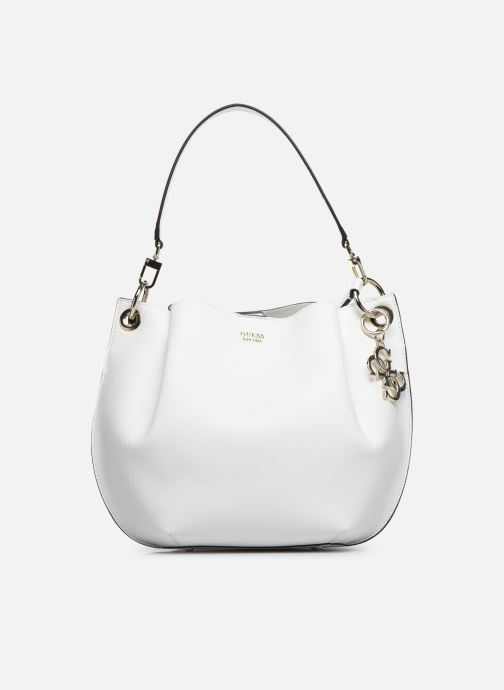 Handbags Guess Digital Hobo White detailed view/ Pair view