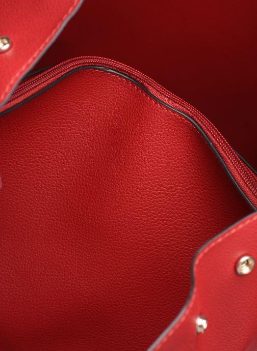 Sacs à main Guess Digital Hobo Rouge vue derrière