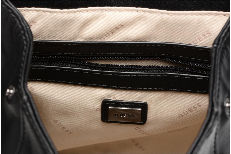 Rugzakken Guess Terra Backpack Zwart achterkant