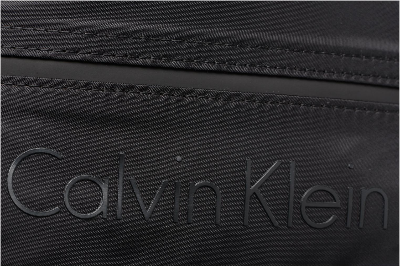 Herrentaschen Calvin Klein Matthew 2.0 Mini Reporter schwarz ansicht von links