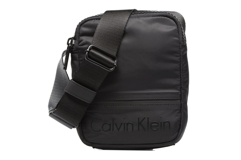 Herrentaschen Calvin Klein Matthew 2.0 Mini Reporter schwarz detaillierte ansicht/modell
