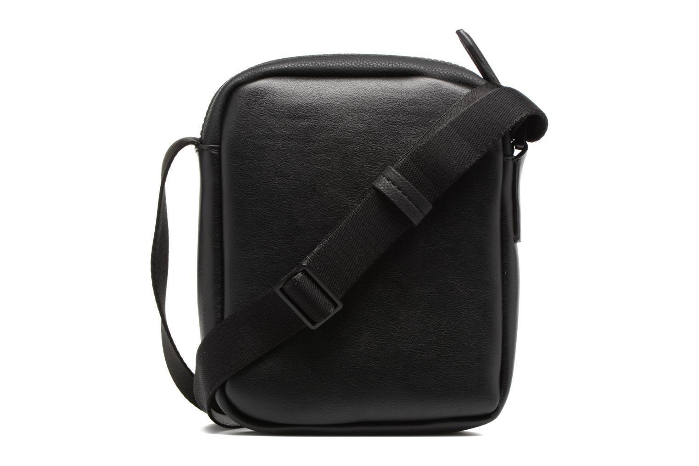 Herrentaschen Calvin Klein Elevated Mini Reporter schwarz ansicht von vorne
