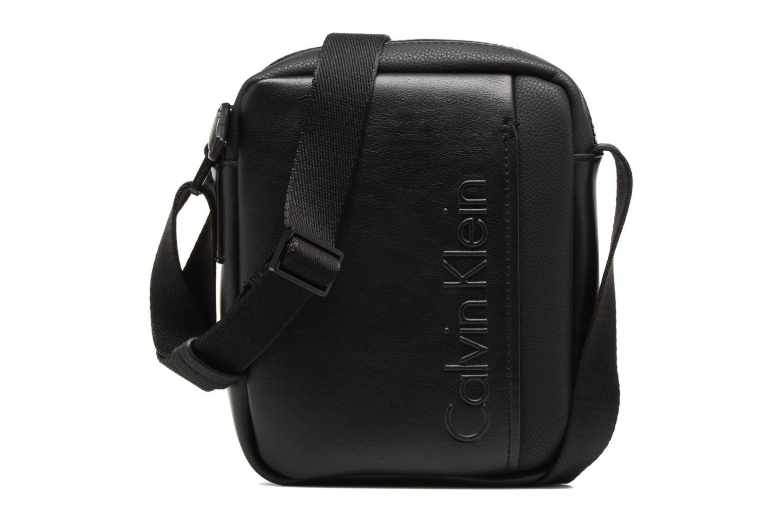 Herrentaschen Calvin Klein Elevated Mini Reporter schwarz detaillierte ansicht/modell