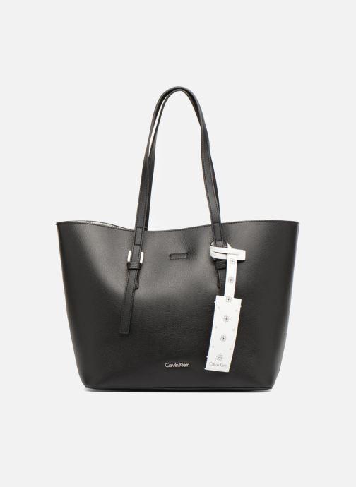 e86ab3e8583 Calvin Klein CK Zone Medium Shopper (Zwart) - Handtassen chez ...