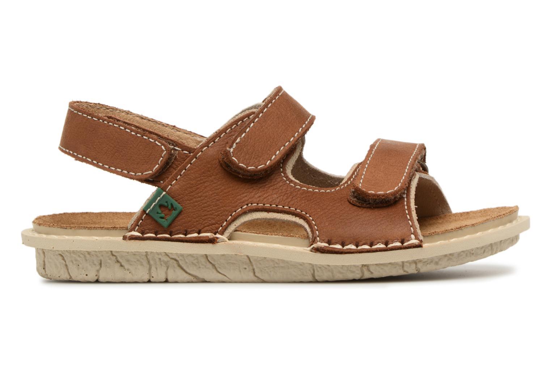 Sandali e scarpe aperte El Naturalista Terra E289 Marrone immagine posteriore