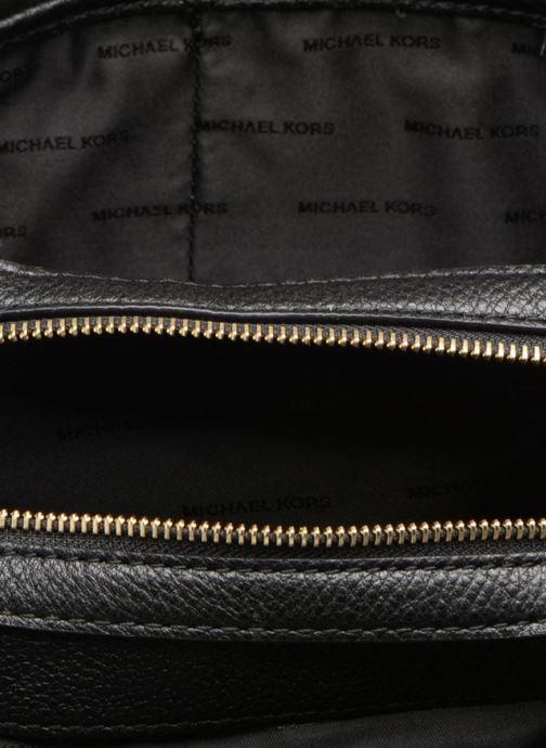 Håndtasker Michael Michael Kors RAVEN LG SHOULDER TOTE Sort se bagfra
